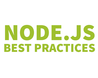 Node.js Best Practices List