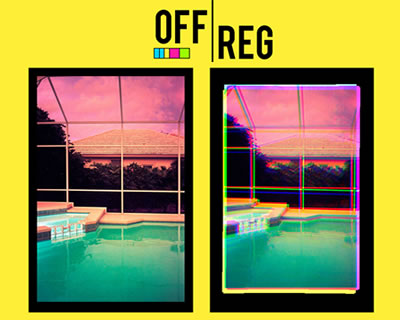 Offreg – Turning Images Into Offset Screenprints