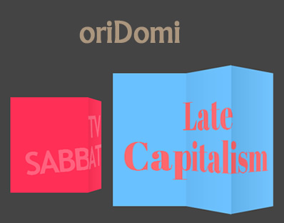 oriDomi – Fold Up DOM Elements Like Paper
