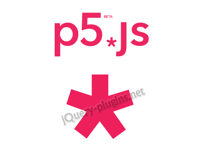 p5.js – Javascript Library for Graphic and Interactive Experiences