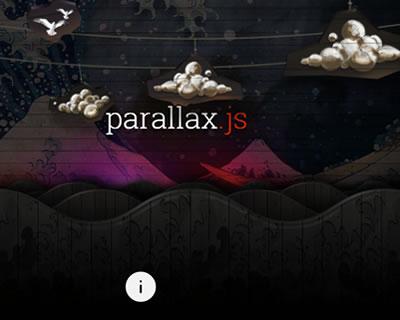 Parallax.js – Lightweight Parallax Engine