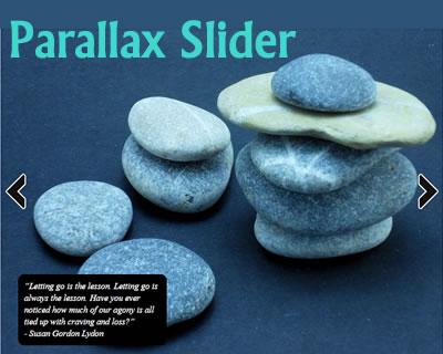 Parallax Slider – Responsive Parallax Slider