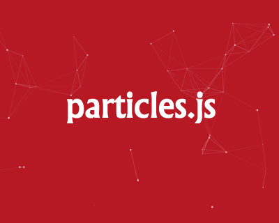 Particles.js – JavaScript Library for Creating Particles