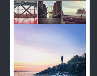 Photoset Grid – jQuery Plugin to Arrange Images Into Flexible Grid