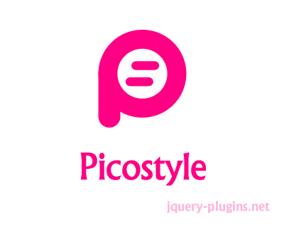 Picostyle – Ultra Small CSS in JS Library