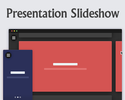 Presentation Slideshow with CSS and jQuery