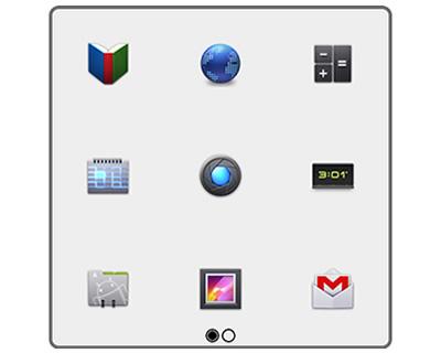 Promptumenu - iPhone Like Sliding List Items Menu Plugin