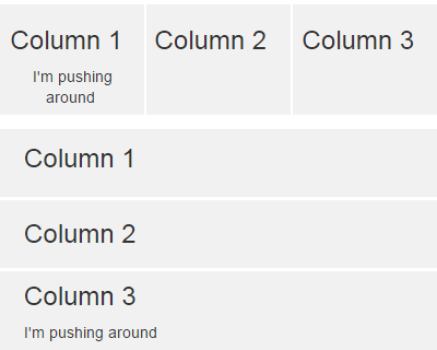pushme.js – Push Elements Into Specific Containers