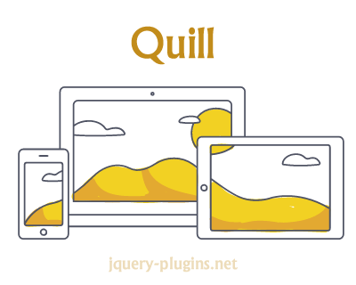 Quill – Powerful Rich Text Editor for Modern Web