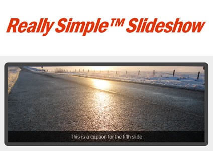 Really Simple Slideshow