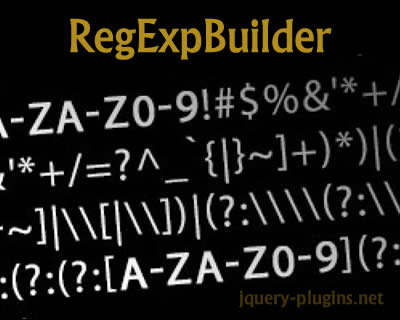 RegExpBuilder – Create Regular Expressions Using Chained Methods