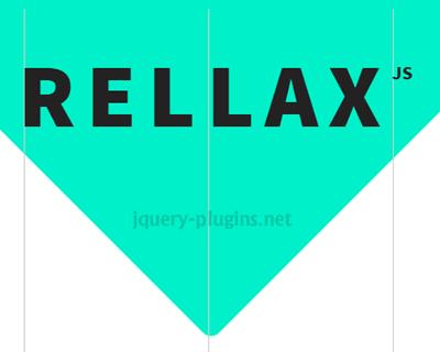 Rellax – Lightweight Javascript Parallax Library