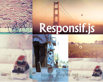 ResponsifyJS – jQuery Plugin to Make Images Responsive