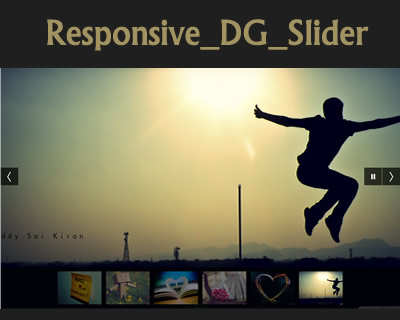 Responsive_DG_Slider – Full Screen Responsive jQuery Slider