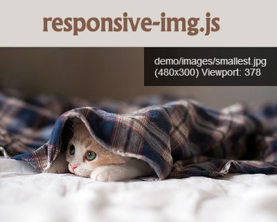 Responsive-images.js – Lightweight, Easy and Clean Responsive Images
