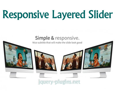 Responsive Layered Slider