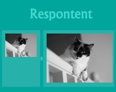 Respontent – jQuery Plugin to Make Your Content Responsive