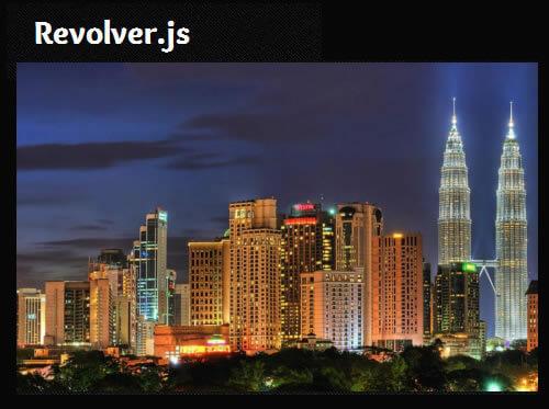 Revolver.js – Content Slider