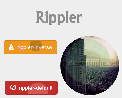 Rippler – Ripple Effect in Touch or Click