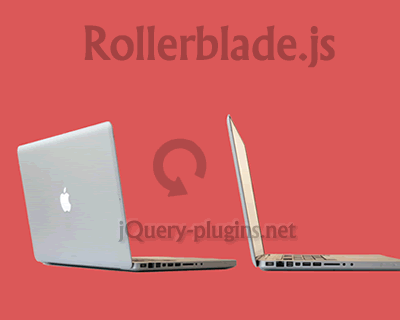 Rollerblade.js – jQuery Plugin for Interactive 360º Image Rotator