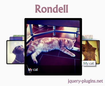 Rondell – Display Images and Other Content in Nice Way