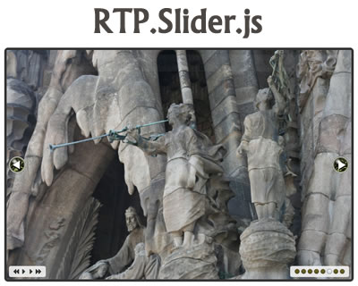 RTP.Slider.js – Flexible and Responsive Slider Plugin with Touch Support