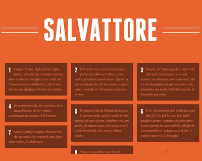 Salvattore – jQuery Masonry Alternative with CSS-Driven Configuration