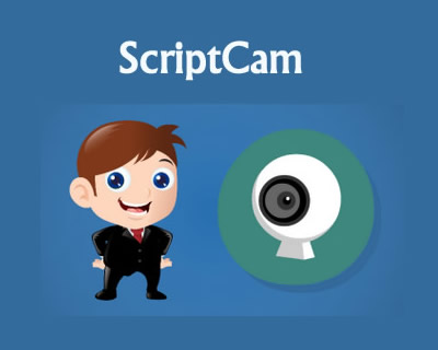 ScriptCam – jQuery Plugin to Manipulate Webcams