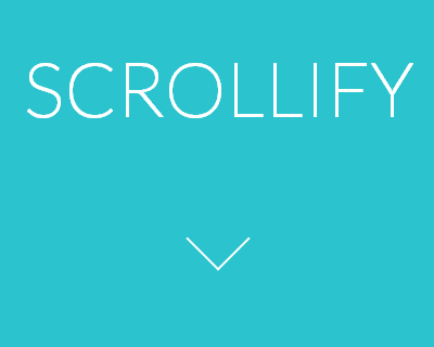 Scrollify – jQuery Plugin For Scroll Snapping