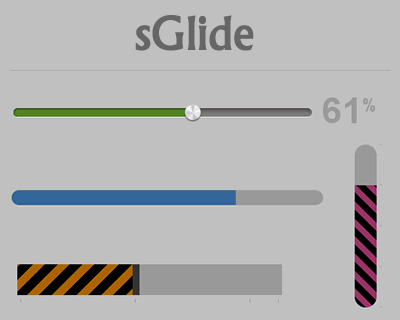 sGlide – Flexible and Mobile Ready Slider