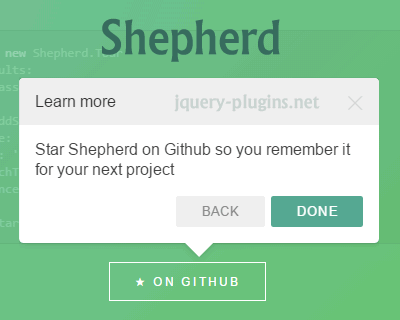 Shepherd – Guide Users Through Tour of Your App