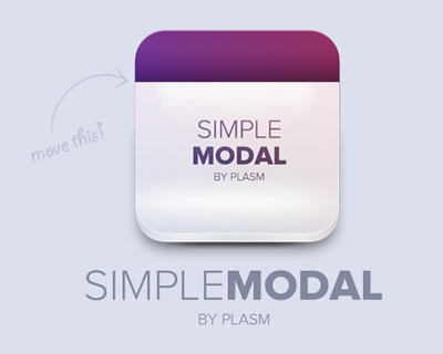 Simple Modal –  Another Window Modal