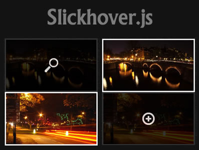 Slickhover.js – Slick and Smooth Hover Effect jQuery Plugin