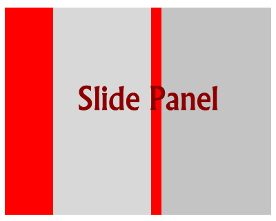 SlidePanel – jQuery Collapsable Panel Plugin