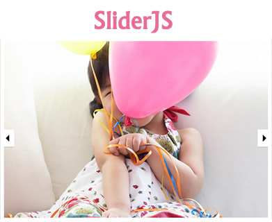 SliderJS – Full Screen jQuery Slider