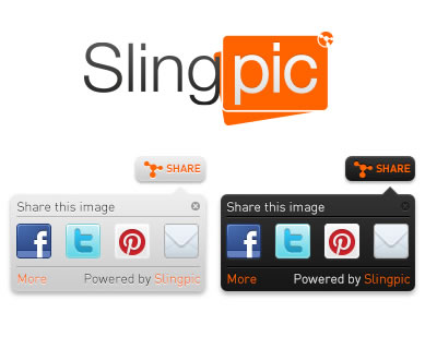 Slingpic – Image Sharing jQuery Plugin