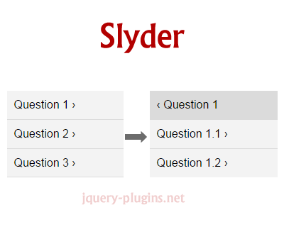 Slyder – Responsive Slider Navigation with jQuery
