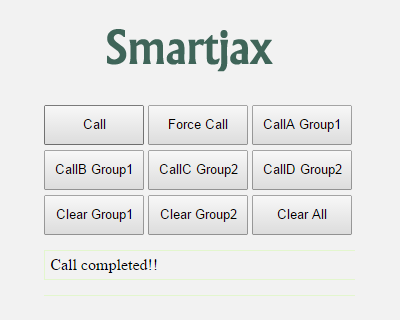Smartjax – Make Your Ajax Calls Smarter