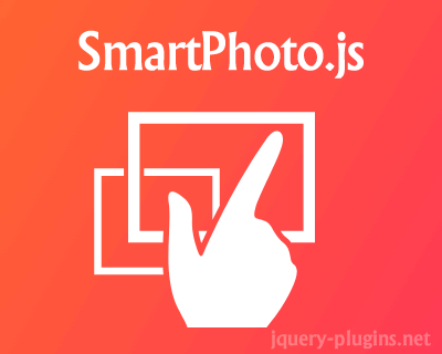 SmartPhoto.js – Responsive Image Viewer for Mobile Devices