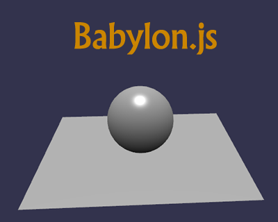 Babylon.js – JavaScript Framework for Building 3D Games