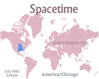 Spacetime – Lightweight Javascript Library to Handle Timezones