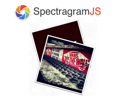 Spectragram – An Instagram API plugin for jQuery