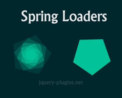 Spring Loaders with Rebound and Canvas