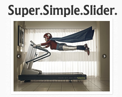 SSS – Super Simple Slider