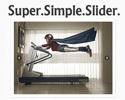 SSS – Super Simple Slider