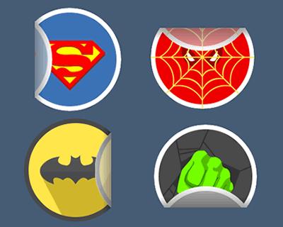 Sticker.js – Sticker Effect with JavaScript
