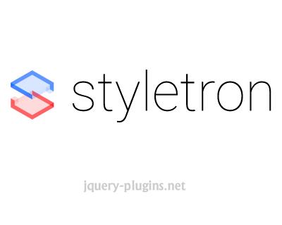 Styletron – Universal, High Performance JavaScript Styles