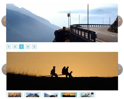 Sudo Slider – Flexible and Versatile jQuery Content Slider