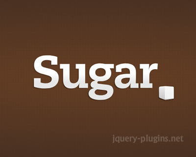 Sugar – Javascript Library for Working with Native Objects