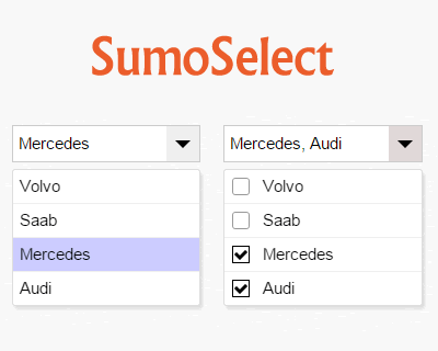 Simple Select – Custom Select with CSS and jQuery | jQuery
